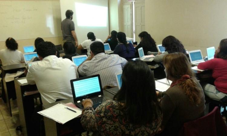 Curso \Recursos multimediales para el aula. Organizadores gráficos de la información\