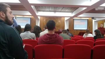 Se realizó el acto de apertura de la Diplomatura en Redes Sociales, Tecnologías Digitales y Comunicación