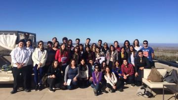 imagen que ilustra noticia Estudiantes de Turismo visitaron el hotel Auberge  Du Vin