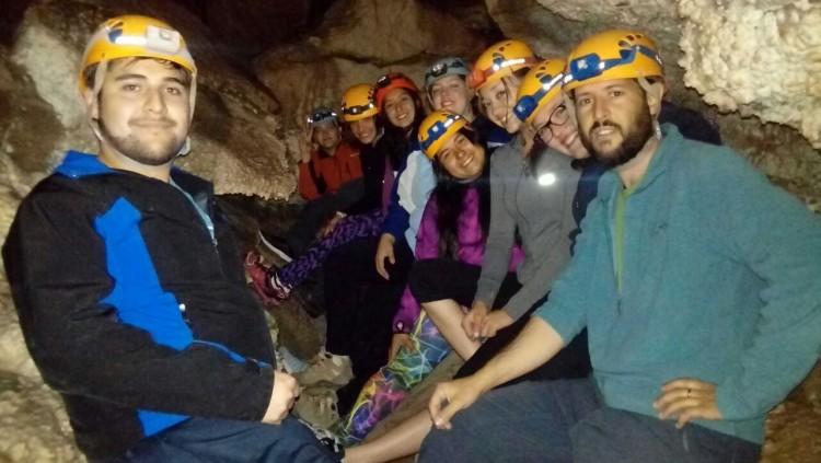 Estudiantes de Turismo realizaron salidas a circuitos turísticos de  Alta Montaña y  San Rafael- Malargüe