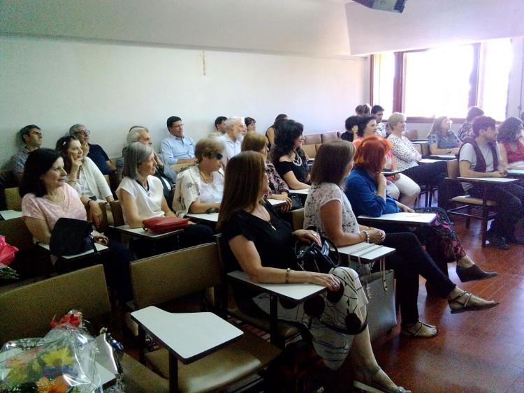 Reconocieron la trayectoria de profesoras de Geografía