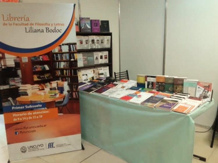 FFyL presente en la Feria del Libro 2018