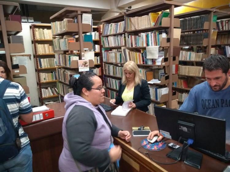 Préstamos especiales de la Biblioteca por receso estival
