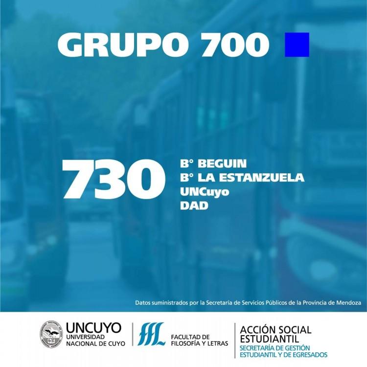 Grupo 700