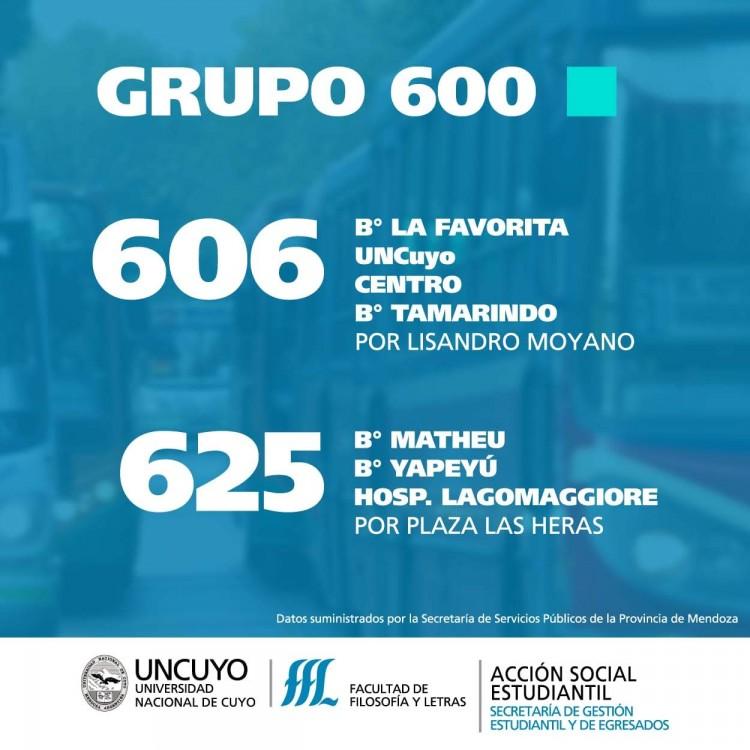 Grupo 600