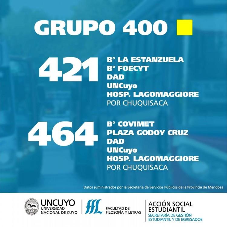Grupo 400