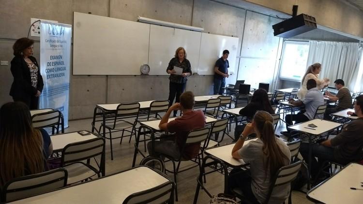 Inscripciones abiertas para rendir examen de español como lengua extranjera