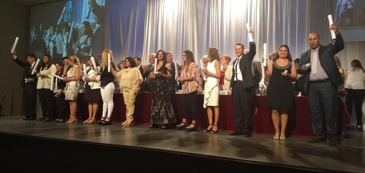 Se realizó la 74º Colación de Grado 2016-2017
