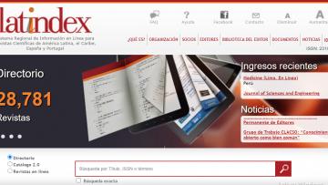La revista Estudios sociales contemporáneos ingresó al catálogo 2.O de Latindex