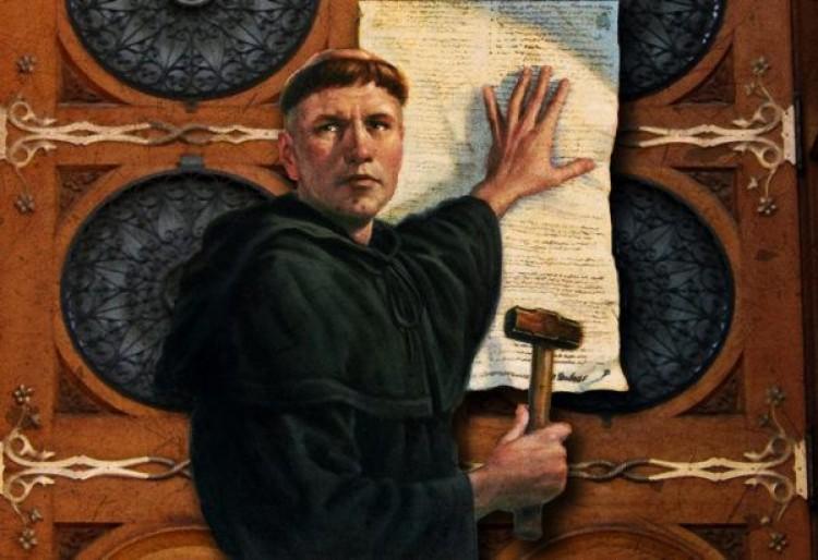 Conferencia El Lugar de Lutero en la Historia de la Filosofía. En conmemoración del V Centenario de la Reforma
