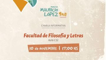 Informarán sobre los Proyectos Mauricio López en una reunión