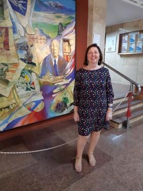 Dra. María Cruz Molina Garuz