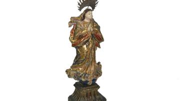 El museo de Arte Sacro Cuyano conmemora su día abierto al público