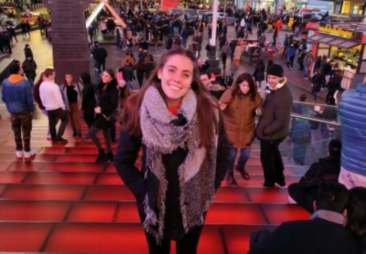 """Natalia Martín: """"Vivir en inglés fue para mí un sueño hecho realidad"""""""
