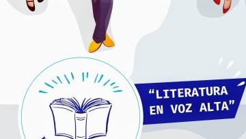 """Ronda Lectora """"Literatura en voz alta"""" en Verano"""