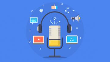 """""""Con Todas Las Letras"""" presenta los podcasts de abril de """"Hablemos bien sin mirar a quién"""", """"¡Cuento con voz…y con vos!"""" y """"Nosce te ipsum"""""""
