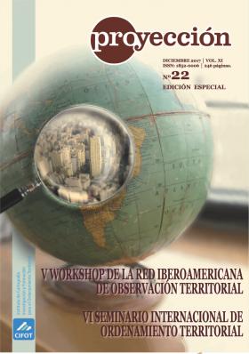 Revista N°22 - Vol. XI. Diciembre 2017.