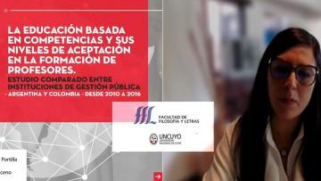 Segunda Defensa internacional de Tesis Doctoral de manera virtual