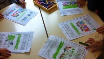 Realizarán curso sobre la comunicación del niño a través del dibujo y de la escritura