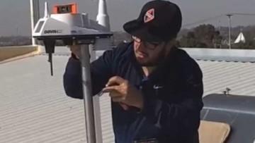 El Proyecto de Estaciones Meteorológicas Automáticas fue declarado de interés departamental de Godoy Cruz