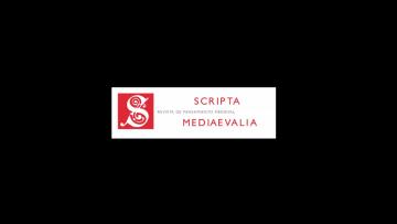 Scripta Mediaevalia ingresó a Scopus