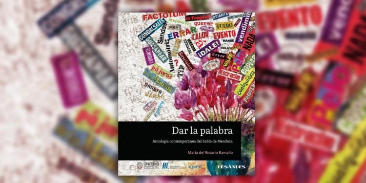 Presentarán antología con expresiones del habla mendocina