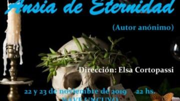 Presentación del Elenco de teatro de la FFyL