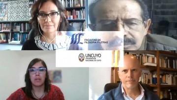 Primera Doctora en Filosofía recibida on line