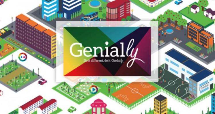 """""""Creación de organizadores gráficos con Genially"""""""