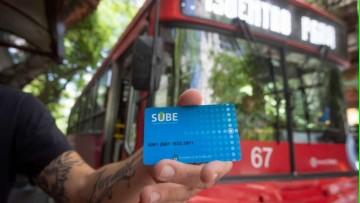 Habilitan la carga de abonos universitarios con tarjeta SUBE