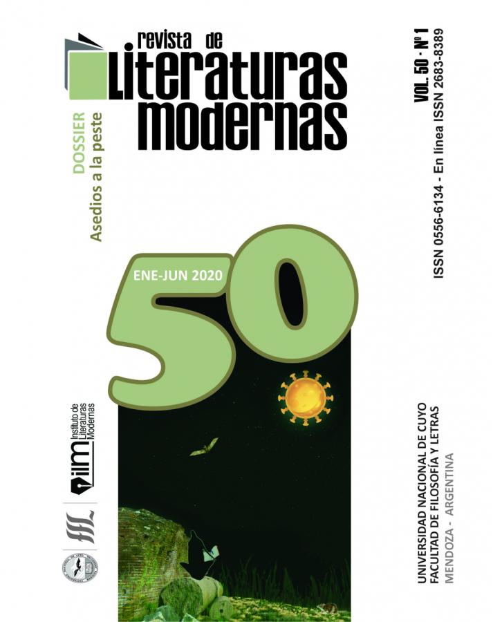 Nuevo número de la Revista de Literaturas modernas
