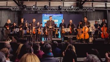 La Orquesta Vivero Musical se presentará en FFyL