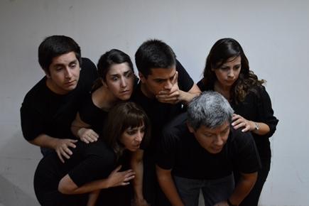 Elenco de Teatro de la FFyL de la UNCuyo