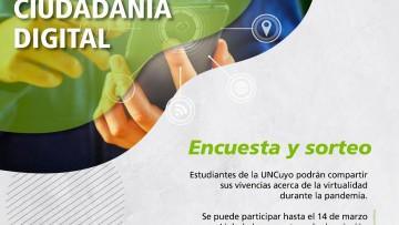 UNCUYO con la ciudadanía digital