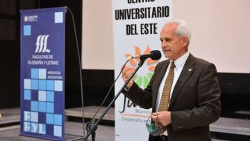 Se lanzó el Observatorio Interdisciplinario de las Realidades Territoriales de la Provincia de Mendoza (OBIRT)