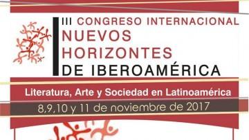 """La Facultad será sede del """"III Congreso Internacional: Nuevos Horizontes de Iberoamérica"""""""