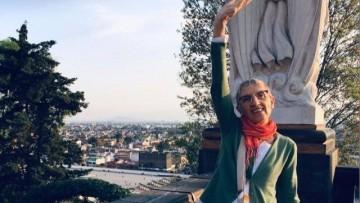 """Azcona: """"Este recorrido de vida me forjó como persona íntegra y satisfecha de una labor hecha con el corazón"""""""