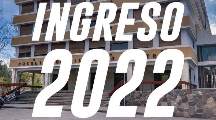 Inscripción para las carreras del ciclo lectivo 2022