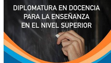 Diplomatura en Docencia para la Enseñanza en el Nivel Superior No Universitario (Sede San Rafael)