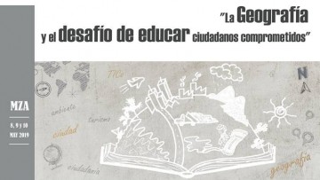 Próximo inicio del XXIV Encuentro Nacional de Profesores de Geografía y de las IX Jornadas Regionales de Turismo y Geografía