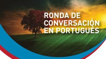 Realizarán ronda de conversación en Portugués