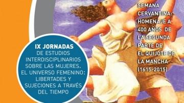 Presentación de ponencias para las IX Jornadas  de Estudios Interdisciplinarios sobre las Mujeres