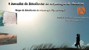 Convocan para exponer en jornada de estudiantes de arquelogía