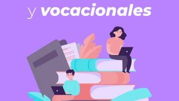 Materias vocacionales y electivas: hasta el 30 de marzo se encuentra abierta la inscripción