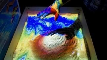 El proyecto Mesa Topográfica Digital, finalista del Certamen de innovación de la UNCuyo