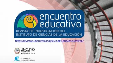 Nuevo número de la revista Encuentro Educativo
