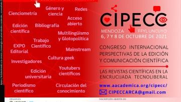 """Participá del Congreso Internacional """"Las publicaciones científicas en la encrucijada tecnoliberal"""""""