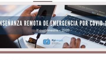 Enseñanza Remota de Emergencia por COVID-19