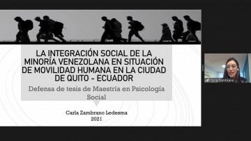 Nueva Magister en Psicología Social