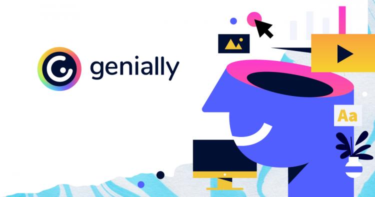 """Ya están disponibles las inscripciones en el curso """"Genial.ly: Diseño y creación de contenidos interactivos (2° Edición)"""""""